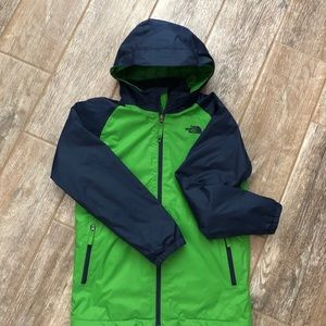 Boys The North Face Dryvent Jacket NWOT